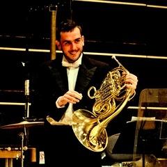 Francisco Gómez Ruiz French Horn Player in London