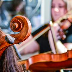 Luminous Sounds Inc. String Quartet in the UK