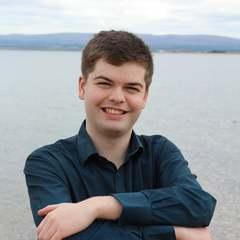 Findlay Spence Cellist in Edinburgh