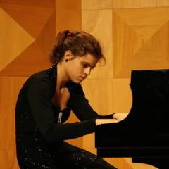 Edyta Mydlowska Pianist in Glasgow
