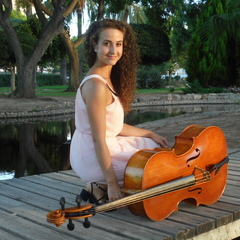 Ines Mota Pino Cellist in the UK