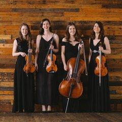 Grazia Strings String Quartet in the UK