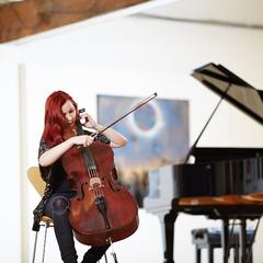 Egle Vasiliauskaite Cellist in York