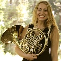 Kaitlyn Lipka French Horn Player in London