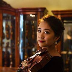 Natasha Cheng Viola Player in London