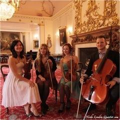 Niche - The London String Quartet String Quartet in London