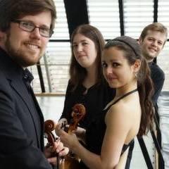 Castalian Quartet String Quartet in the UK