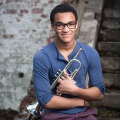 Aaron Akugbo Trumpeter in Edinburgh