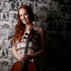 Hannah Thomas Cellist in London