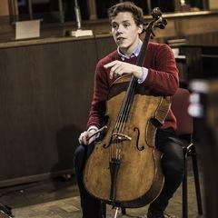 Jordan William Bateman Cellist in Manchester