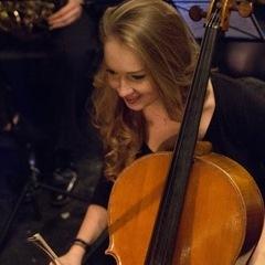 Clare Durgan Cellist in London
