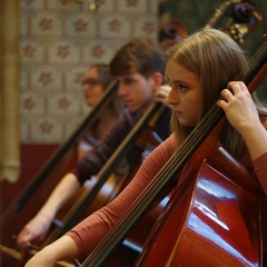 Emma Prince Double Bass Player in London