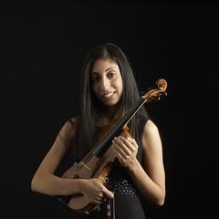 Nandita Bhatia Violinist in London