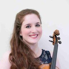 Erin Smith Violinist in the UK