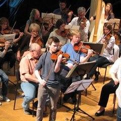 Joseph Edwards Violinist in Bristol