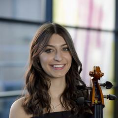 Heather Lynn Cellist in Glasgow