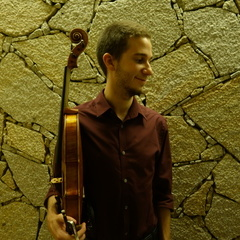 Samuel Filipe Azevedo Magalhães Viola Player in Glasgow