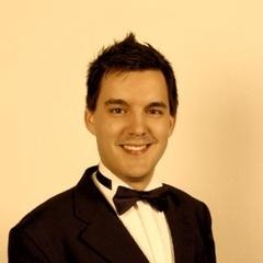 Ben Pinnow Pianist in Bristol