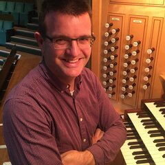 Paul Carr Organist in Coventry