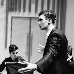 Alex Robinson Conductor in Liverpool