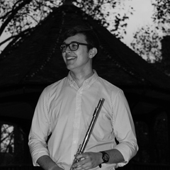 James Dibble Flute Player in London
