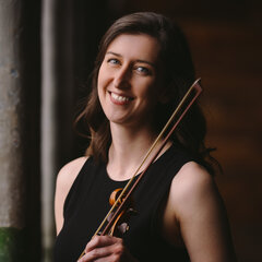 Ruth Sanderson Violinist in Manchester