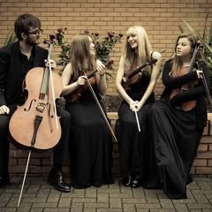 The Platinum String Quartet String Quartet in Glasgow