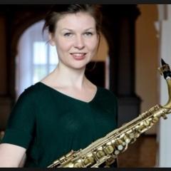 Rusne Mikiskaite Saxophone Player in London