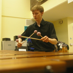 Matthew Frost Percussionist in London
