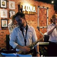 Daniel McConkey Saxophone Player in London