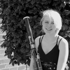 Anna Michèle Clarke Bassoonist in London