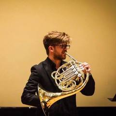 Frank Walker French Horn Player in London