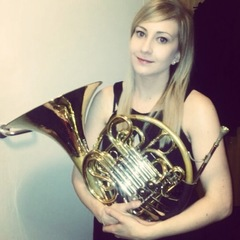 Hannah Key French Horn Player in London
