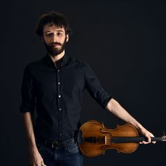 Lucas Levin Viola Player in London
