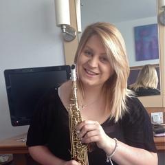 Sophie Dodd Saxophone Player in London