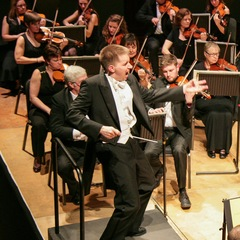 Andrew Taylor Conductor in London