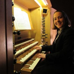 Lucy Morrell Organist in Cambridge