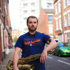 Mike Brown Saxophone Player in Coventry