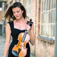 Jennifer Douglas Violinist in the UK