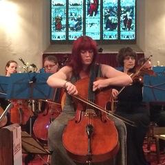 Sally Alexander Cellist in Birmingham