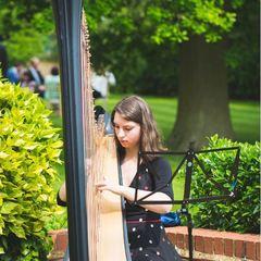 Imogen Emmett Harpist in the UK