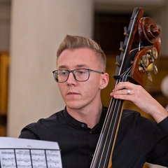 Lewis Tingey Double Bass Player in London