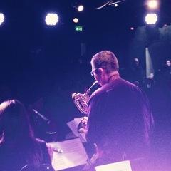 Paul Hadfield Saxophone Player in London