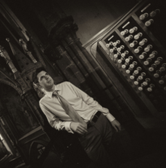 James Norrey Organist in Chester