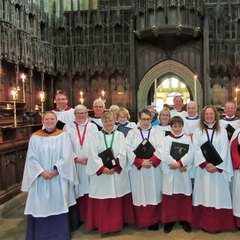Middlesbrough Cathedral Consort Choir in Manchester