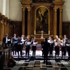 The 1605 Ensemble Chamber Choir in London