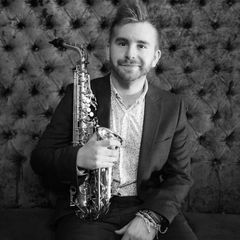 Dave Sanders Saxophone Player in London