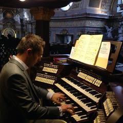 Michael Wynne Organist in Chester