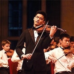 Anthony Poon Violinist in the UK