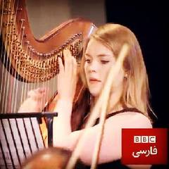 Claire Marie Haynes Harpist in Oxford